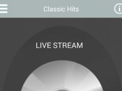WJPS 107.1 Classic Hits 6.25 Screenshot