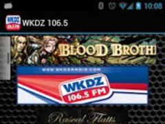 WKDZ 106.5 5.5 Screenshot