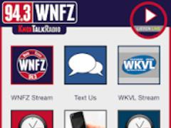 94Z WNFZ 1.2.7 Screenshot