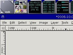 WMaker dockapps in Python 1.21 Screenshot