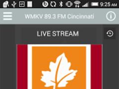 WMKV 89.3 FM 6.13 Screenshot