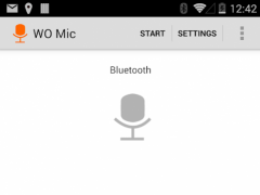 WO Mic - FREE microphone 3.4 Screenshot