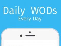 WOD Buddy Free - Workouts of the Day 1.1 Screenshot