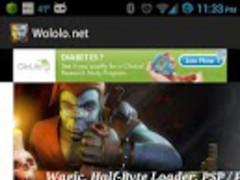 Wololo.net 1.1 Screenshot