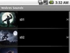 Wolves Sounds 1.0 Screenshot