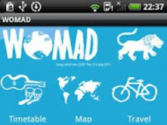 WOMAD Festival 1.7 Screenshot