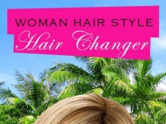 Woman Hair Style: Hair Changer 1.0 Screenshot