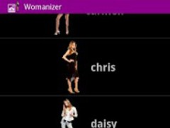 Womanizer 1.5 Screenshot