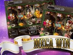 Wonder Alice Deluxe Free Vegas Wheels of Wonderland Fortune & Spin Slot 1.0 Screenshot