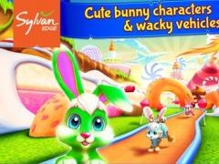 Wonder Bunny Math Race: Addition and Subtraction for 1st Grade - A Sylvan Edge App 1.3.2 Screenshot