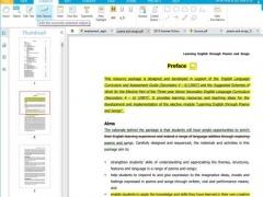 Wondershare PDFelement 4.0.0 Screenshot