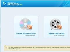 Wondershare PPT2DVD 5.1.1 Screenshot