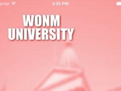 WONMU 1.1 Screenshot