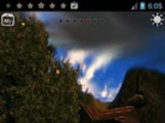 Wood 3D Live Theme 1.0 Screenshot