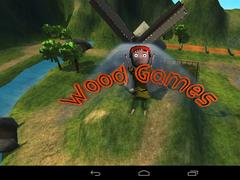 Wood Games 3D FULL 1.12 Screenshot