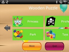 Wooden Puzzle 1.6.0 Screenshot