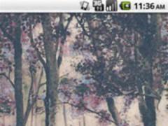Woodland Stream LWP Donation 1.0.1j Screenshot