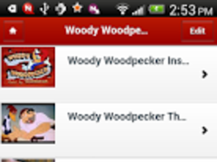 Woodpecker Tube 1.0 Screenshot