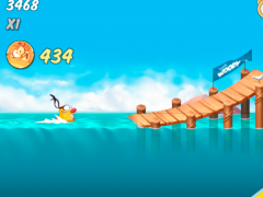 Woody: Endless Summer 1.0 Screenshot
