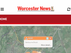 Worcester News 1.1 Screenshot