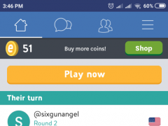 Review Screenshot - Word Game – How Many Words Can You Form Within 2 Minutes?