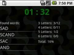 Word Hunt 1.1 Screenshot