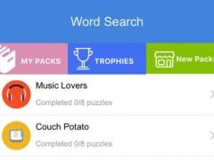 Word Search 101 1.0 Screenshot