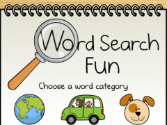 Word Search Fun Puzzles Free 1.2.0 Screenshot