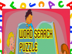 Word Search Puzzle For Kids 1.0 Screenshot