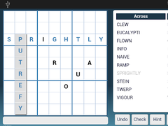 Word Sudoku Full 1.2 Screenshot