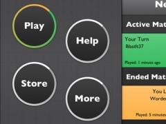 Word Wheels 1.2 Screenshot