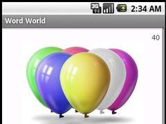 Word World 1.2 Screenshot