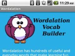 Wordalation Vocab Builder 1.2.0 Screenshot