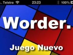 Worder Spanish 4.4 Screenshot