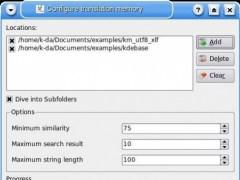 WordForge 0.8 Screenshot