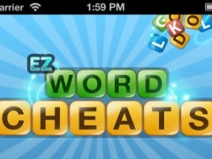 Words with free EZ Cheats – auto cheat with OCR for Words With Friends game (HD version supported) 4.2 Screenshot