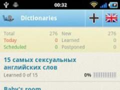 WordSteps Mobile Client 1.0.2 Screenshot