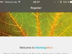 Working Mind 1.2.2 Screenshot