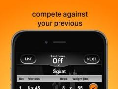 Workout Log: Track Training Progress & Get Strong 2.2.3 Screenshot