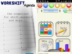 WorkShift Agenda 1.4.9 Screenshot