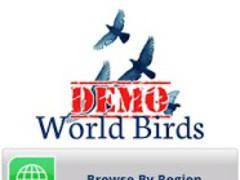 World Birds Demo 1.1.0 Screenshot