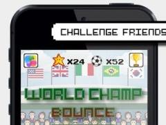 World Champ Bounce Soccer 1.03 Screenshot