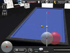 World Championship Billiards 1.12.74.30 Screenshot