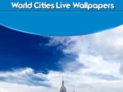 World Cities Live Wallpapers 1.0 Screenshot