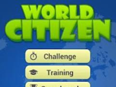 World Citizen: Geography quiz  Screenshot