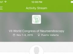 World Congress Neuroendoscopy 1.4 Screenshot