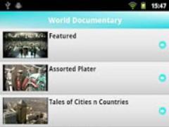 World Documentary 1.1 Screenshot