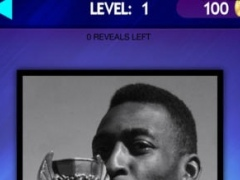 World Football Star Players Quiz - Guess The Heroes and Legends Soccer Faces Game - Free App Version 2.1.2 Screenshot