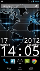 World map clock live wallpaper 10 free download gumiabroncs Choice Image
