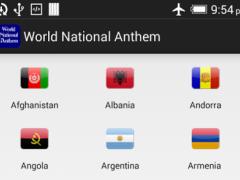 World National Anthem 1.0 Screenshot